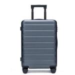 """Чемодан, Xiaomi, 90 Points Seven Bar Suitcase 24""""Титановый Серый"""