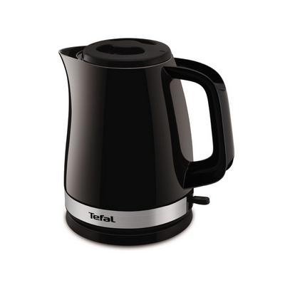 Электрический чайник Tefal Delfini plus KO150F30, Черный