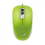 Мышь Genius DX-110, USB, Green