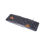 Клавиатура игровая Ritmix RKB-152