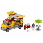 LEGO: Фургон-пиццерия