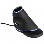 Мышь HARPER Gaming GM-V100 Black USB
