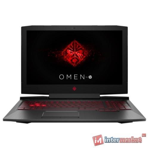Ноутбук HP Omen 15-ce033ur, Core i5 7300HQ-2.5GHz/15.6
