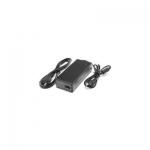Персональное зарядное устройство, TOSHIBA, 19V/4.74A, 90W, Штекер 5.52.5, Чёрный