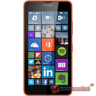 Смартфон Microsoft Lumia 640 LTE Dual Sim, BR_Orange