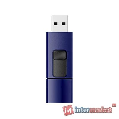Флешка Silicon Power UFD 3.0,Blaze B05, 8GB, Deep blue
