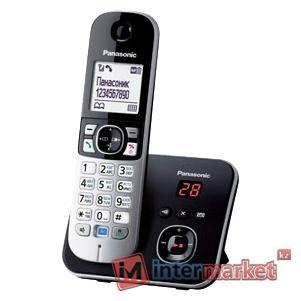 Телефон Dect Panasonic KX-TG6821CAB