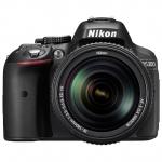 Цифровая камера Nikon D5300 Kit 18-105mm VR