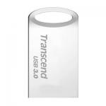 USB Флеш 32GB 3.0 Transcend TS32GJF710S серебро