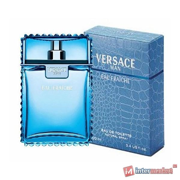 Туалетная вода Gianni Versace Versace Man Eau Fraiche, 50 мл