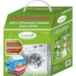 Стартовый набор для всех типов стиральных машин Ecoclean WP-049